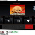 دانلود برنامه PicShop Lite – Photo Editor v2.8.2 برای اندروید