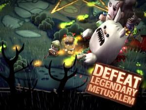 دانلود بازی Minigore 2 Zombies v1.4 برای آیفون