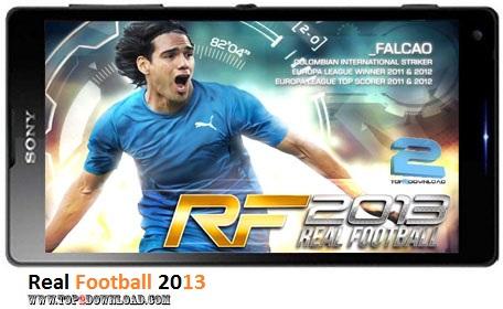 Real Football 2013 v1.0.5