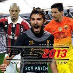 دانلود پچ جدید بازی PES 2013 با نام PESEdit 2013 Patch 3.1