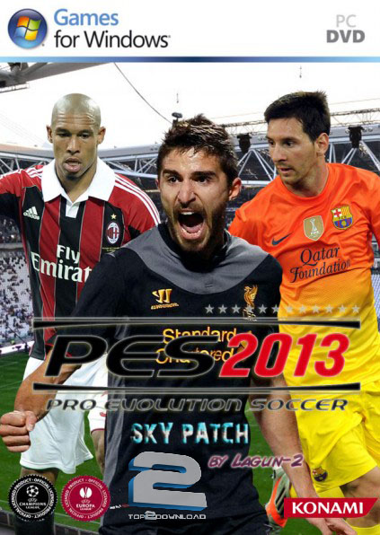PESEdit 2013 Patch 3.1
