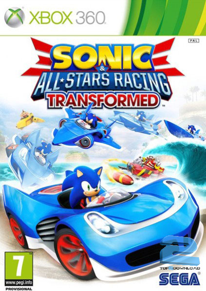 Sonic And All Star Racing Transformed