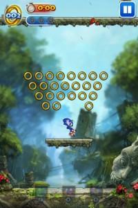 دانلود بازی Sonic Jump v1.2 برای آندروید
