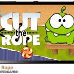 دانلود بازی Cut the Rope v2.2 برای اندروید