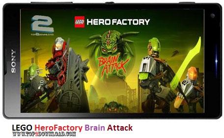 LEGO HeroFactory Brain Attack v1.3