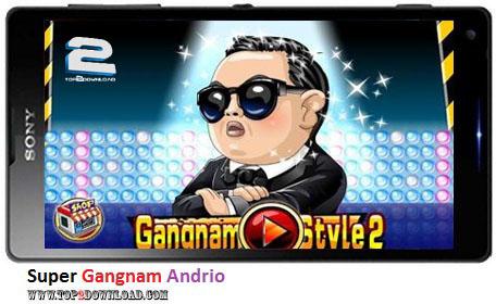 Super Gangnam Andrio v1.7