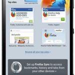 دانلود مرورگر Firefox Beta v19 برای اندروید