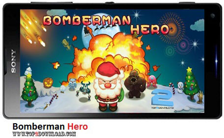 Bomberman Hero v1.0