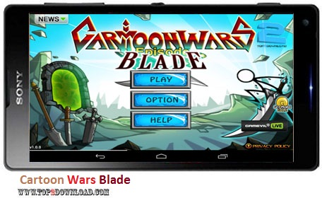 Cartoon Wars Blade v1.0.1