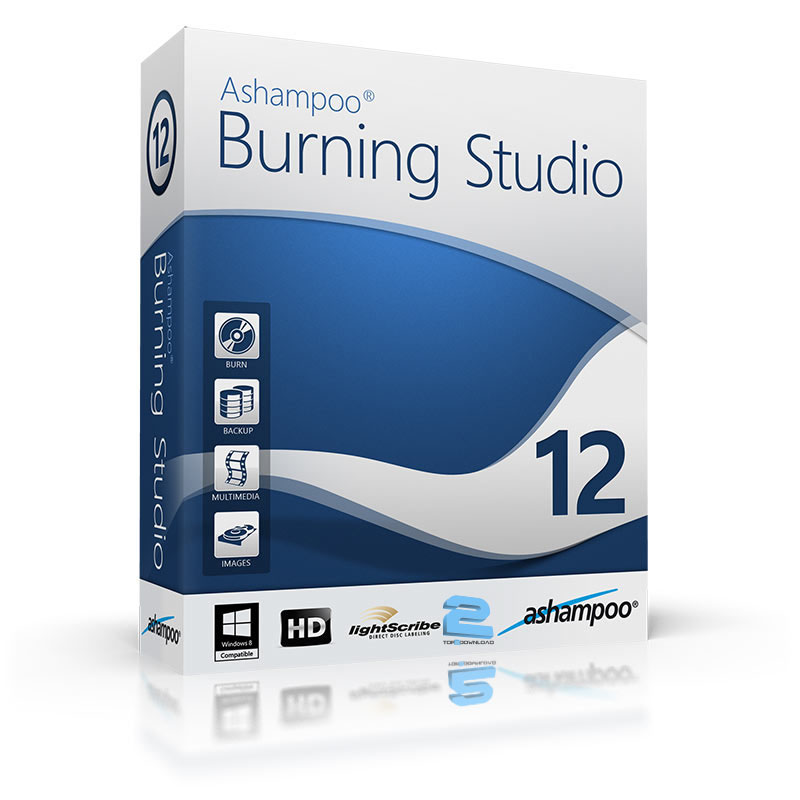 Ashampoo Burning Studio v12.0.5