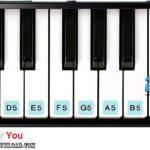 دانلود برنامه Piano For You v1.2.3 برای اندروید
