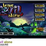دانلود بازی Leave Devil alone v2.0.5 برای آیفون