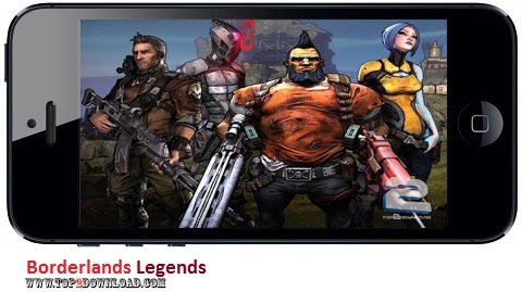 Borderlands Legends v1.1.0