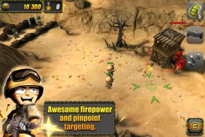 دانلود بازی Tiny Troopers v1.0.6 برای اندروید