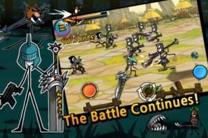 دانلود بازی Cartoon Wars Blade v1.0.1 برای اندروید