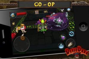 دانلود بازی DevilDark The Fallen Kingdom v.2.6.3 برای آیفون