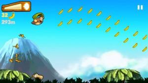 دانلود بازی Banana Kong v1.1.1 برای آیفون