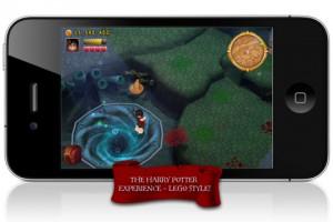 دانلود بازی LEGO Harry Potter Years 1-4 v2.4 برای آیفون