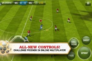 دانلود بازی FIFA 13 v 1.0.5 برای ایفون