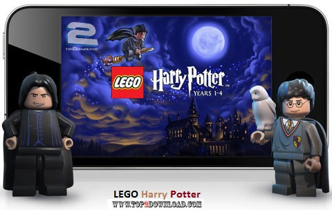 LEGO Harry Potter Years 1-4 v2.4