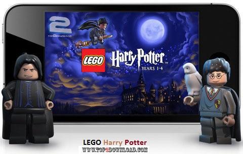 LEGO Harry Potter Years 1-4 v2.4
