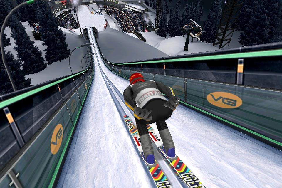 دانلود بازی Ski Jumping Pro v1.0 برای آیفون