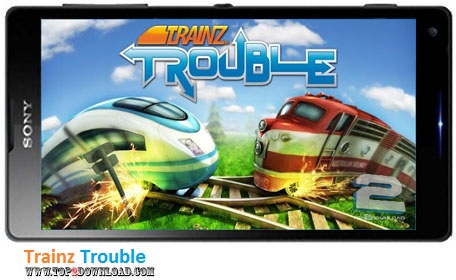 Trainz Trouble v1.0.1
