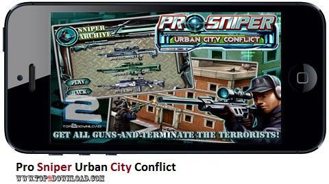 Pro Sniper Urban City Conflict v1.2