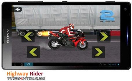 Highway Rider v1.4.4