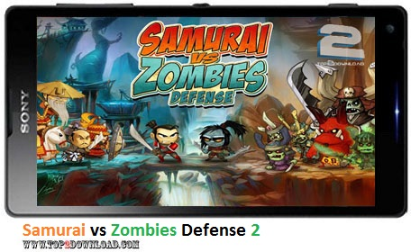 Samurai vs Zombies Defense 2 v1.0