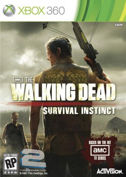 The Walking Dead Survival Instinct   تاپ 2 دانلود