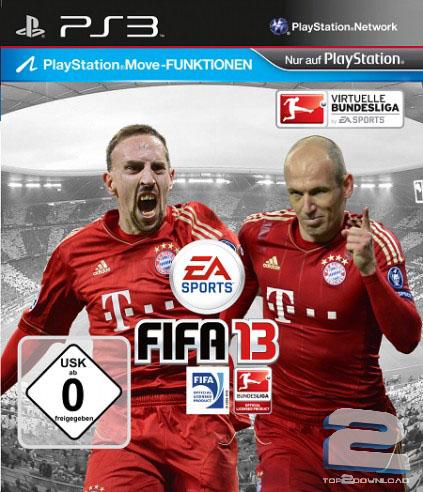 FIFA 13   تاپ 2 دانلود