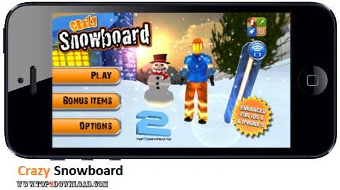 Crazy Snowboard v2.9.3