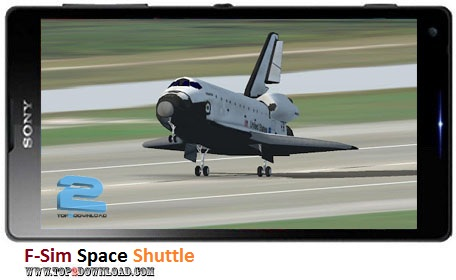 F-Sim Space Shuttle v2.2.073
