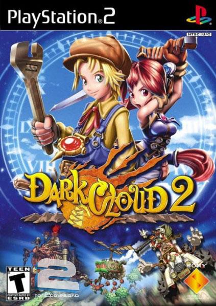 Dark Cloud 2 | تاپ 2 دانلود