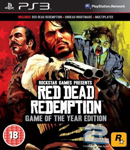 Red Dead Redemption GOTY | تاپ 2 دانلود