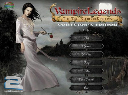 Vampire Legends The True Story of Kisolova | تاپ 2 دانلود