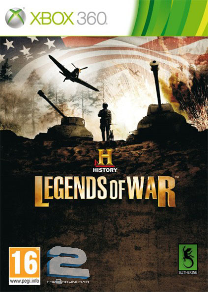 History Legends of War | تاپ 2 دانلود