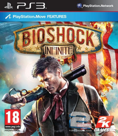 BioShock Infinite | تاپ 2 دانلود