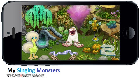 My Singing Monsters v1.1.4
