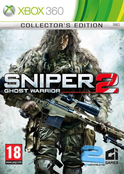 Sniper Ghost Warrior 2 | تاپ 2 دانلود