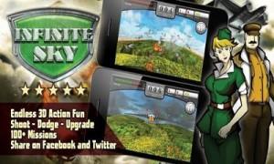 دانلود بازی Infinite Sky v1.0.7 برای اندروید
