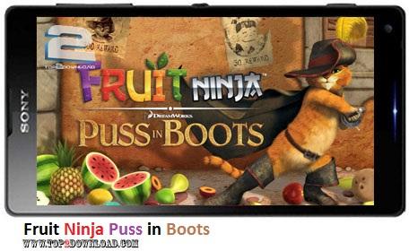 Fruit Ninja Puss in Boots v1.1.4