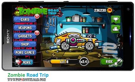 Zombie Road Trip v2.0
