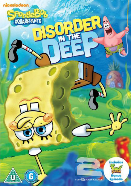 SpongeBob SquarePants Disorder In The Deep 2013