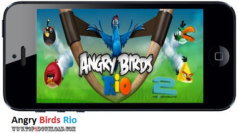 Angry Birds Rio v1.6.0
