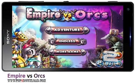 Empire vs Orcs v1.1.1