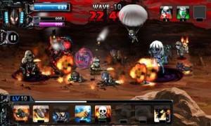 دانلود بازی Army VS Zombie v1.0.4 برای اندروید