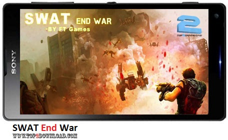 SWAT End War v1.05