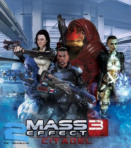 Mass Effect 3 Citadel DLC | تاپ 2 دانلود